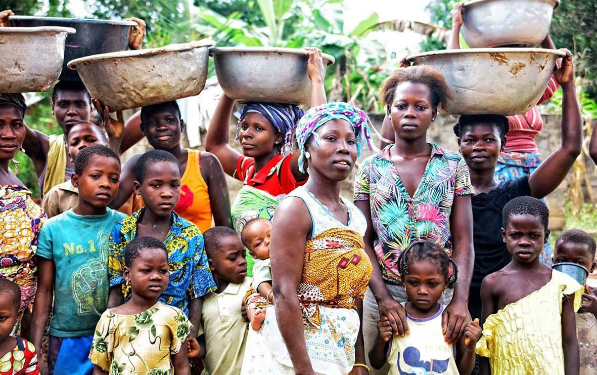 voyager au togo villageois region maritime